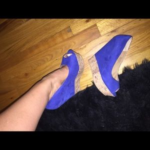 Size 8 forever 21 wedges